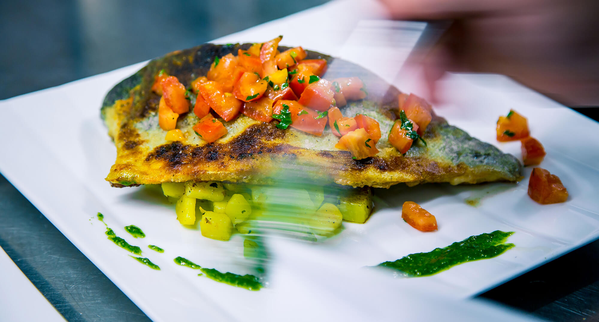 THALHAMMERs GRILL exquisiter Fisch