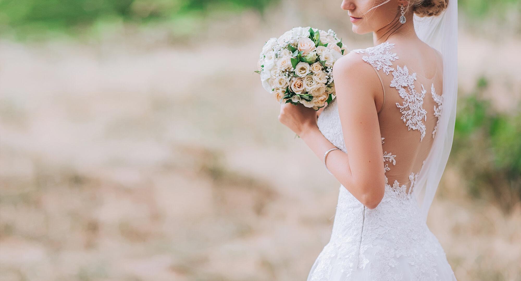 Heiraten bei THALHAMMERs der Traum in weiß