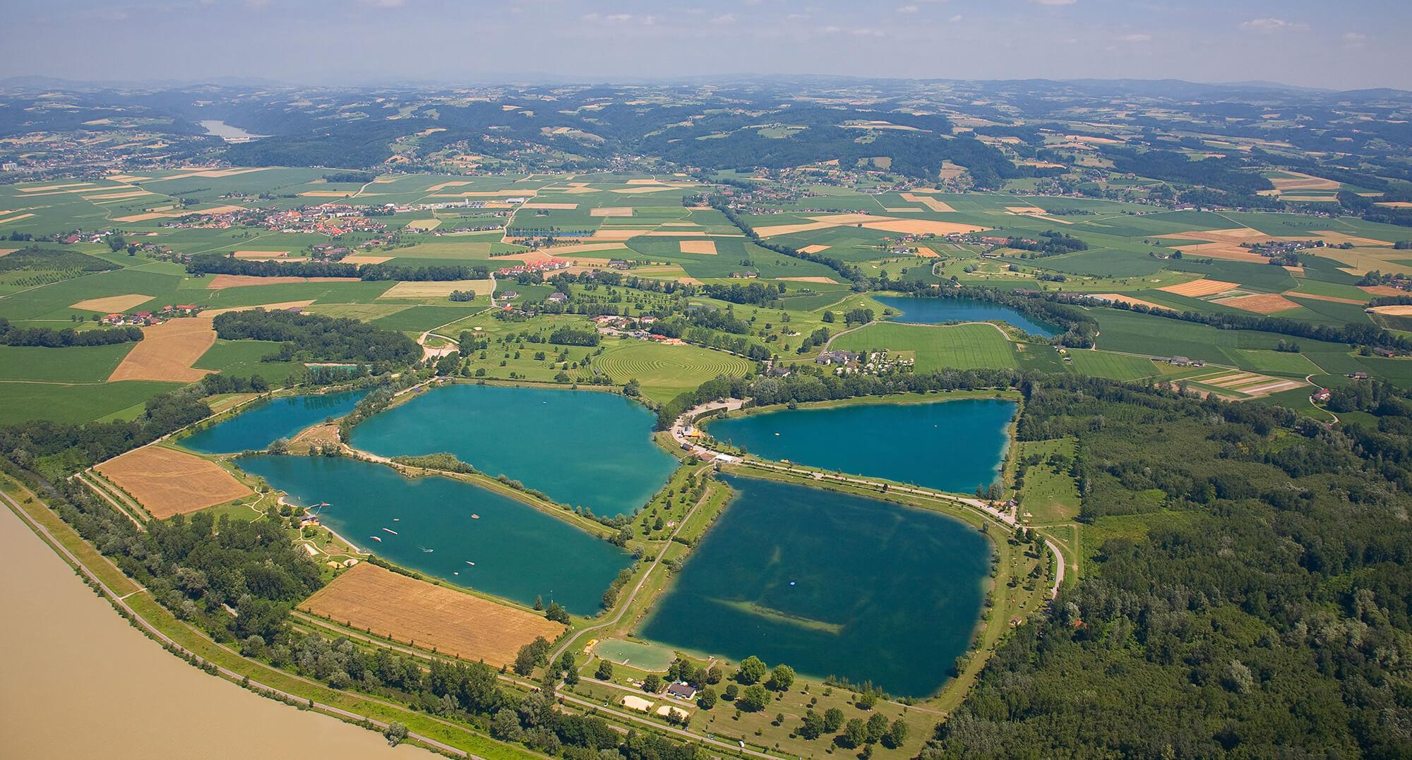 Feldkirchner Badeseen